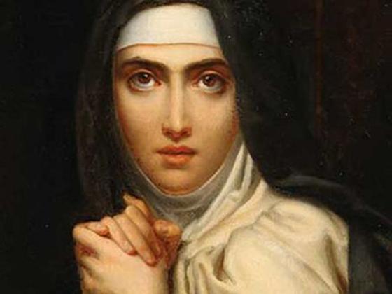 Kontemplation lassalle haus - Teresa von avila zitate ...